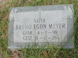 Bruno Egon Meyer