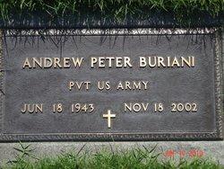Andrew Peter Buriani