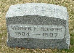 Verner F Rogers