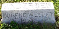 Eugene Wesley Andersen