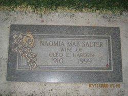 Naomia Mae <i>Salter</i> Harden