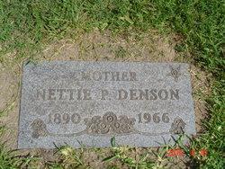 Nettie Paralee <i>Hobbs</i> Denson