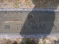 Mary Elizabeth <i>Wright</i> Thomas
