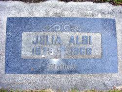 Julia Albi