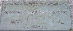 Bertha Leora Moore