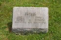 Mary L <i>Anthony</i> Swayze