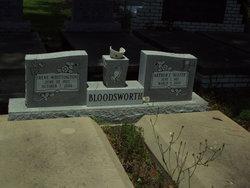 Arthur E Buster Bloodsworth