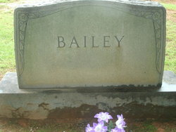 Clara A <i>Cameron</i> Bailey