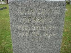 John Edward Denman