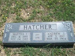 Martha <i>Brown</i> Hatcher