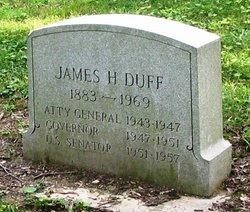 James Henderson Duff