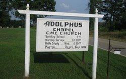 Adolphus Chapel Cemetery