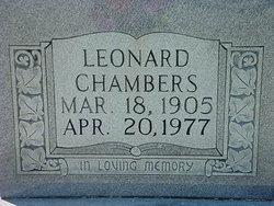 Leonard Chambers