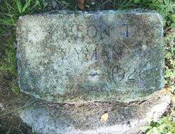 Simeon T. Wyman