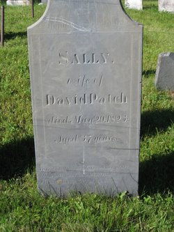 Sally Patch