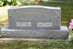 Rebecca Jane <i>Hacker</i> Bowling