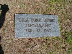 Lila <i>Eure</i> Jones