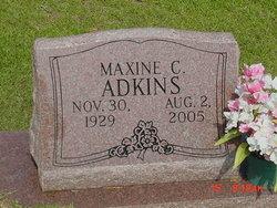 Maxine Mildred <i>Carter</i> Adkins