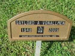 Gaylord Allen Von Allmen