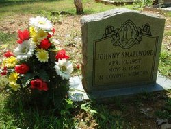 Johnny Smallwood