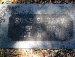Rose Ella <i>Smith</i> Gray