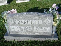 Wanda Jean <i>Gambill</i> Barnett