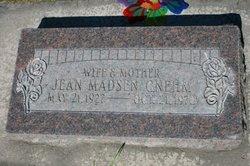 Jean Elaine <i>Madsen</i> Gnehm