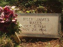 Billy James Walls