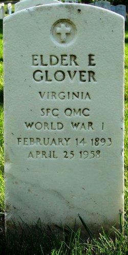 Elder Eli Glover