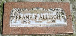 Frank P Allison