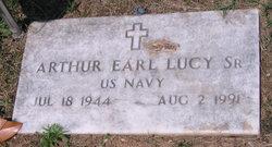 Arthur Earle Lucy, Sr