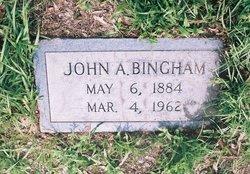 John Adam Bingham
