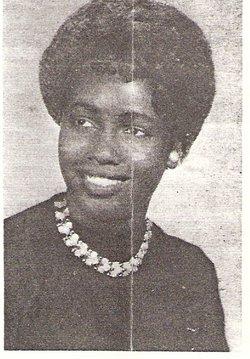 Mrs Doris Ann <i>Heiskell</i> Williams