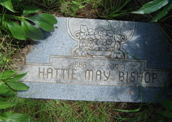 Hattie May <i>Boyer</i> Bishop
