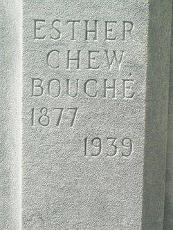 Esther <i>Chew</i> Bouche
