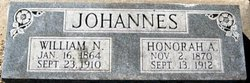 Honorah A Norah Johannes