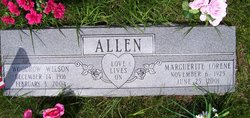 Marguerite Lorene <i>Dunn</i> Allen