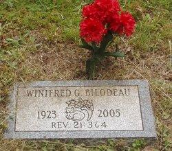 Winifred <i>Grant</i> Bilodeau