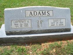 Lucy C <i>Classen</i> Adams