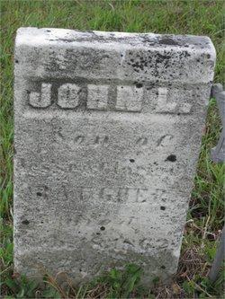 John L Baugher