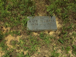 Kate H Bass
