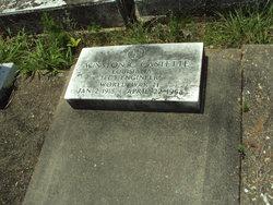 Winston C Castette