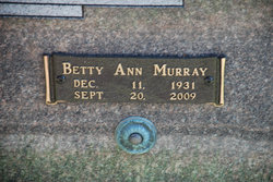 Betty Ann <i>Murray</i> Smith