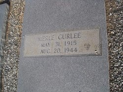 Merle Curlee