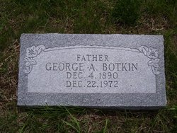 George A Botkin