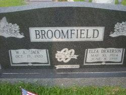 Elza <i>Dickerson</i> Broomfield