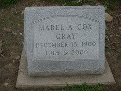 Mrs Mabel Alice <i>Gray</i> Cox