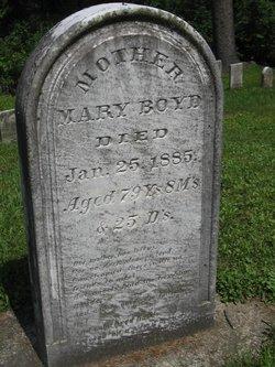 Mary Jane <i>Jackson</i> Boyd
