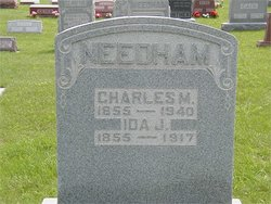 Julia Ida <i>Croshaw</i> Needham