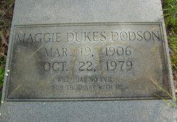 Maggie <i>Dukes</i> Dodson